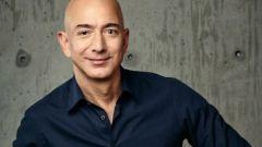 Джефф Безос (Jeff Bezos) - основатель компании Amazon: биография