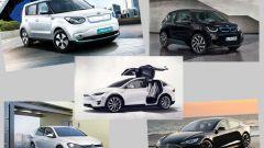 ТОП-5 лучших электромобилей 2017
