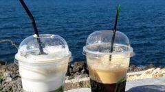 Как приготовить греческий кофе со льдом