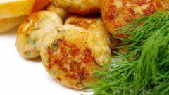 Как приготовить котлеты куриные с сыром и шампиньонами