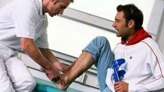 Симптомы и лечение артроза голеностопного сустава