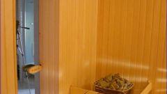 Общие советы по внутренней отделке бани своими руками