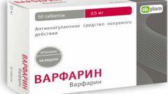 Варфарин: инструкция по применению, цена, отзывы, аналоги