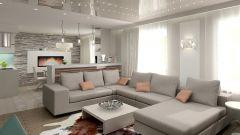 Как разделить гостиную на зоны и красиво их оформить