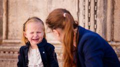Как себя вести, когда ребенок плачет