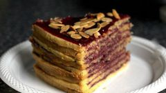Как приготовить неаполитанский торт в домашних условиях