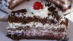 Как приготовить торт Чёрный лес в домашних условиях: пошаговый рецепт