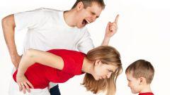 Что делать, если родители кричат на ребенка в вашем присутствии