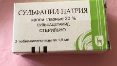 Сульфацил натрий: инструкция по применению, показания, цена