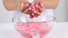 Как самостоятельно сделать ванночки для ногтей