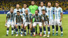 Какой состав сборной Аргентины на Чемпионате Мира 2018 года по футболу