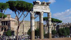 Как увидеть Римский форум