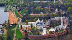 Новгородский кремль: история создания, экскурсии, описание