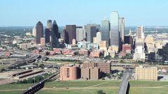 Почему улицы Далласа так пусты