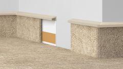 Плинтус для ковролина: особенности багетов для коврового покрытия