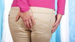 Боль в заднем проходе у женщин: причины