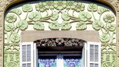 Фасадная лепнина: оформление и дизайн