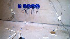 Электрика под гипсокартон: 5 шагов установки