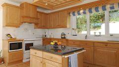 Кухни из ясеня: 5 стилей оформления