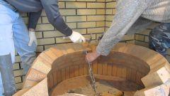 Как сделать тандыр своими руками из кирпича