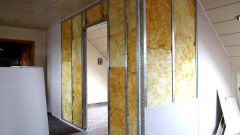 Стены из ГВЛ: сборка каркасной конструкции за 3 шага