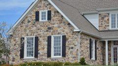 Дикий камень для фасада: характеристики и виды