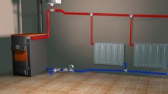 Разводка труб отопления в частном или многоквартирном доме