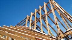 Стропильная система двухскатной крыши: виды и особенности их устройства