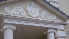 Отделка пенопластом: плитка и другие декоративные элементы для облицовки