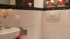Как сделать дизайн маленького туалета