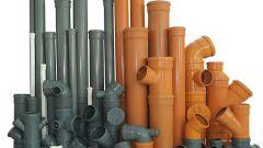 Канализационный отвод в частном доме и квартире: пластиковые (ПВХ) изделия