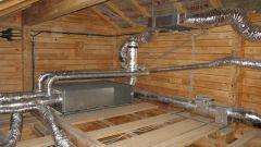 Вентиляция чердака: схемы и методы установки