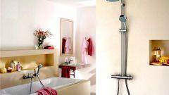 Стойка для ванной комнаты: 3 вида конструкций и их особенности