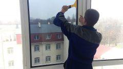 Тонировка балкона и лоджии своими руками