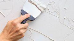 Шпаклевка на краску: технология нанесения