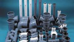 Виды канализационных труб: 4 основные классификации