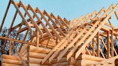 Расчет материалов для крестовой крыши