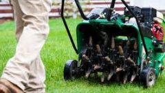 Аэратор для газона: как подобрать оптимальный вариант