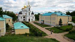 Дмитровский кремль: описание, история, экскурсии, точный адрес