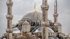 Голубая мечеть: описание, история, экскурсии, точный адрес