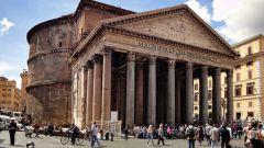 Пантеон в Риме: описание, история, экскурсии, точный адрес