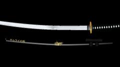Типы и виды японских мечей