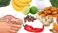 Как нормализовать мочевую кислоту при подагре народными методами