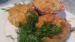 Как приготовить маффины с курицей и сыром