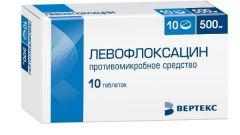 Левофлоксацин: инструкция по применению, показания, цена