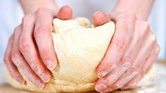 Как быстро сделать тесто для выпечки на минералке