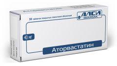 Аторвастатин: инструкция по применению, показания, цена