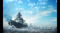 War Thunder: корабли в игре