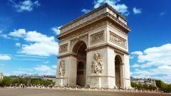 Триумфальная арка в Париже: описание, история, экскурсии, точный адрес