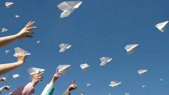 Как сделать бумажный самолетик: 10 вариантов